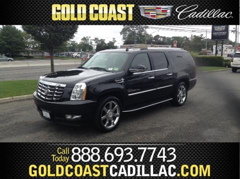 2012 Cadillac Escalade ESV for sale in Oakhurst, NJ