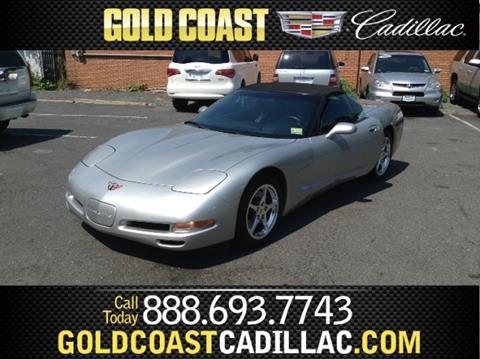 2004 Chevrolet Corvette for sale in Oakhurst, NJ