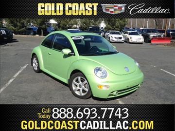 2005 Volkswagen New Beetle for sale in Oakhurst, NJ
