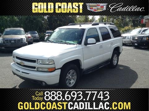 2006 Chevrolet Tahoe for sale in Oakhurst, NJ