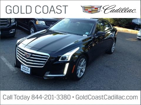 2017 Cadillac CTS for sale in Oakhurst, NJ