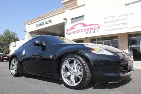 2012 Nissan 370Z for sale in Azusa, CA