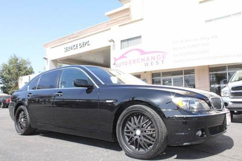 2007 BMW 7 Series for sale in Azusa, CA