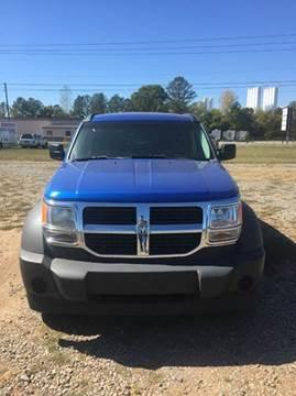 2007 Dodge Nitro for sale in Adairsville, GA