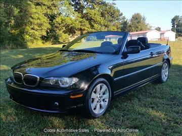 2005 BMW 3 Series for sale in Adairsville, GA