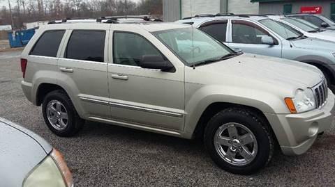 2007 Jeep Grand Cherokee for sale in Adairsville, GA