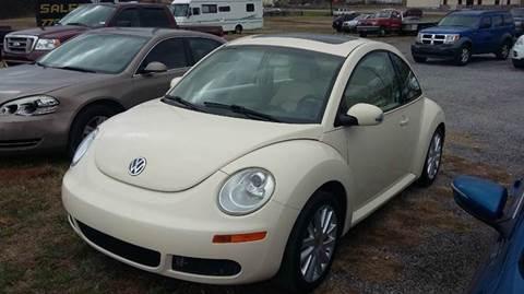 2008 Volkswagen New Beetle for sale in Adairsville, GA
