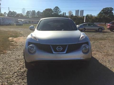 2011 Nissan JUKE for sale in Adairsville, GA