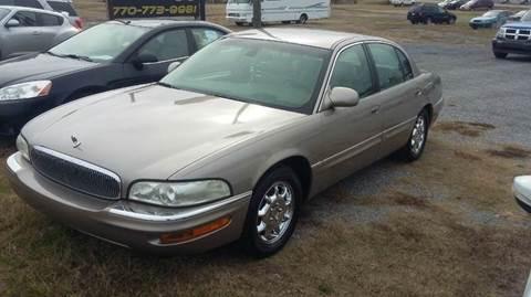 2003 Buick Park Avenue for sale in Adairsville, GA