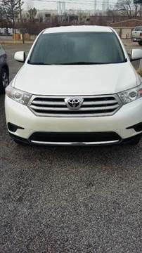 2013 Toyota Highlander for sale in Adairsville, GA