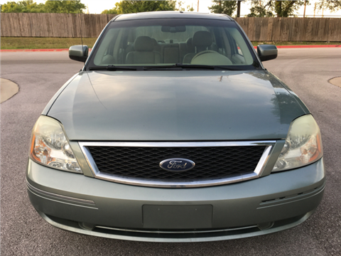 2006 Ford Five Hundred for sale in Austin, TX