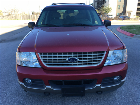 2003 Ford Explorer for sale in Austin, TX