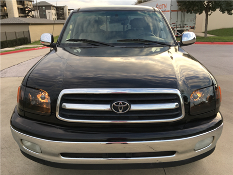 2001 Toyota Tundra for sale in Austin, TX