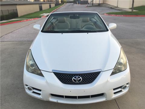 2007 Toyota Camry Solara for sale in Austin, TX