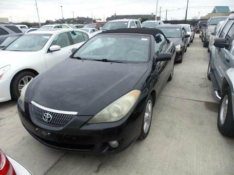 Toyota camry solara for sale austin tx for Austin rising fast motor cars