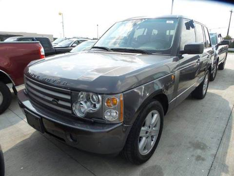 2005 Land Rover Range Rover for sale in Austin, TX