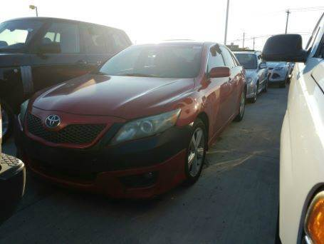 2010 Toyota Camry for sale in Austin, TX