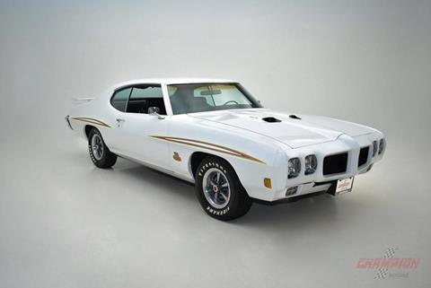1970 Pontiac GTO for sale in Syosset, NY