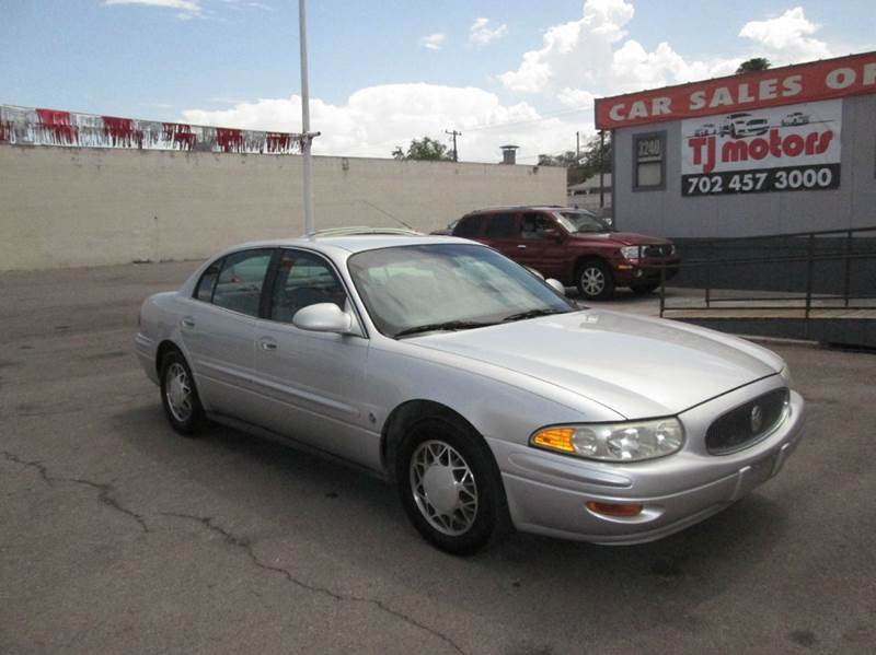 Used Cars in Las Vegas 2000 Buick LeSabre