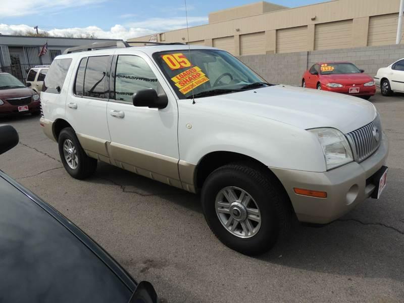 Used Cars in Las Vegas 2005 Mercury Mountaineer