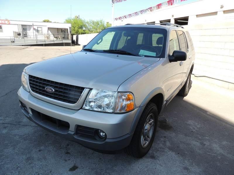 Used Cars in Las Vegas 2002 Ford Explorer