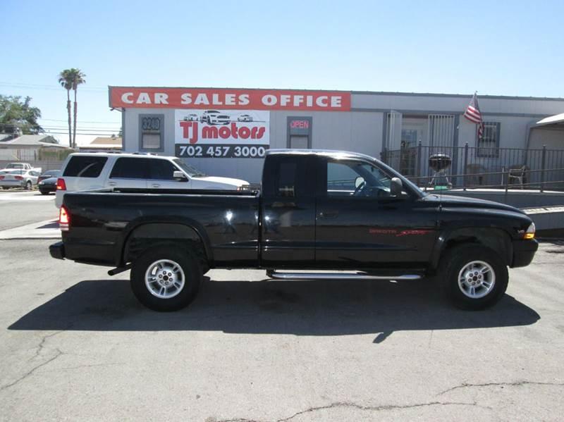 Used Cars in Las Vegas 1999 Dodge Dakota