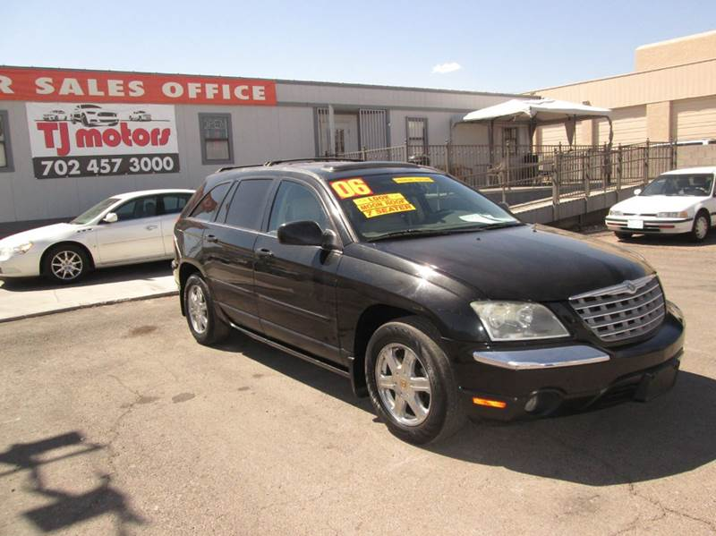 Used Cars in Las Vegas 2006 Chrysler Pacifica