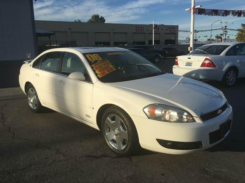 Used Cars in Las Vegas 2006 Chevrolet Impala