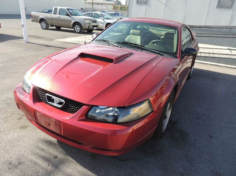 Used Cars in Las Vegas 2003 Ford Mustang