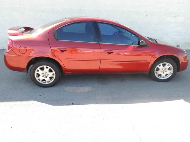 Used Cars in Las Vegas 2005 Dodge Neon