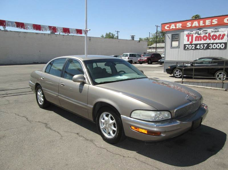 Used Cars in Las Vegas 2001 Buick Park Avenue
