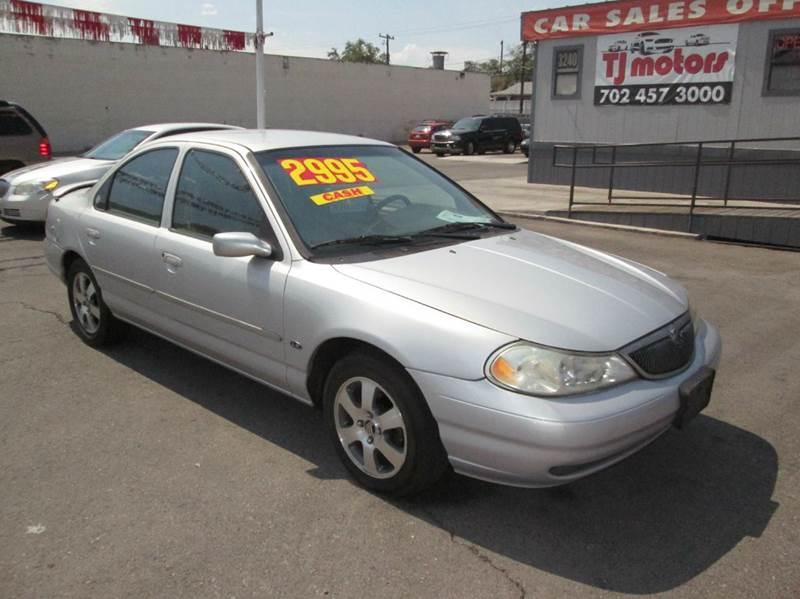 Used Cars in Las Vegas 1999 Mercury Mystique