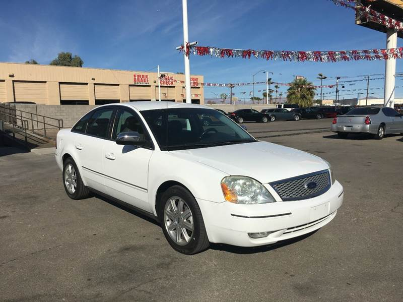 Used Cars in Las Vegas 2005 Ford Five Hundred