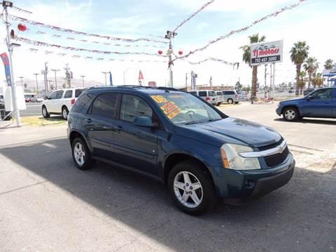 2006 Chevrolet Equinox for sale in Las Vegas, NV