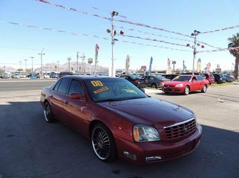 2000 Cadillac DeVille for sale in Las Vegas, NV