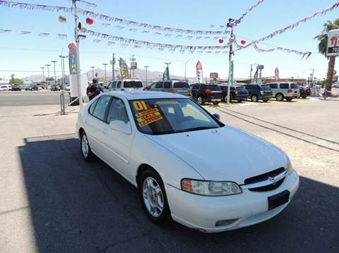 2001 Nissan Altima for sale in Las Vegas, NV