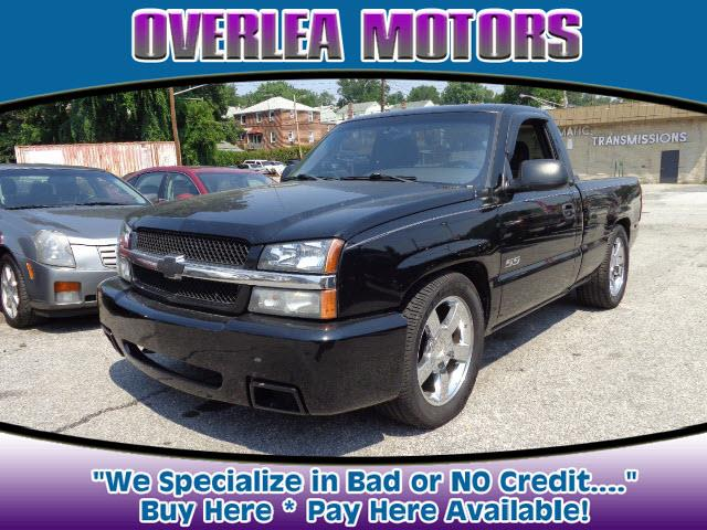 2004 chevrolet silverado 1500 for sale in maryland