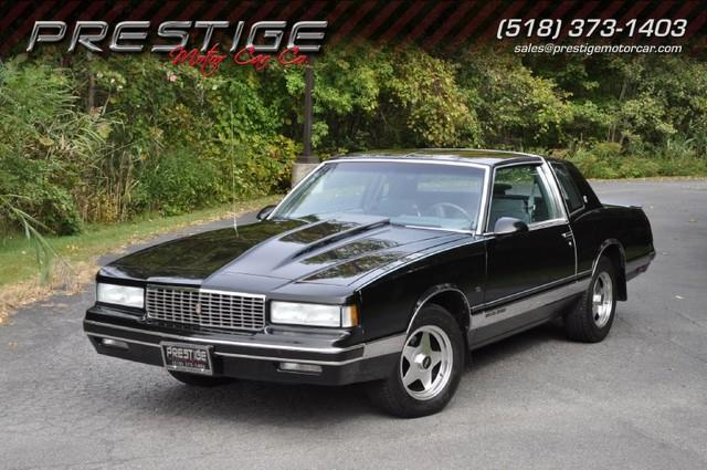 1987 chevrolet monte carlo for sale in birmingham al for Prestige motors clifton park