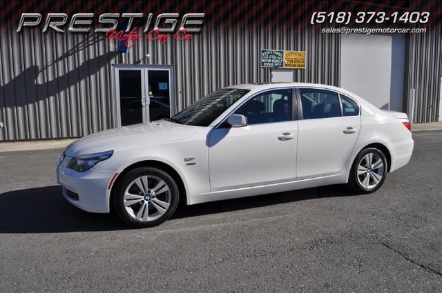 Used 2010 Bmw 5 Series 528i Xdrive Awd 4dr In Clifton Park