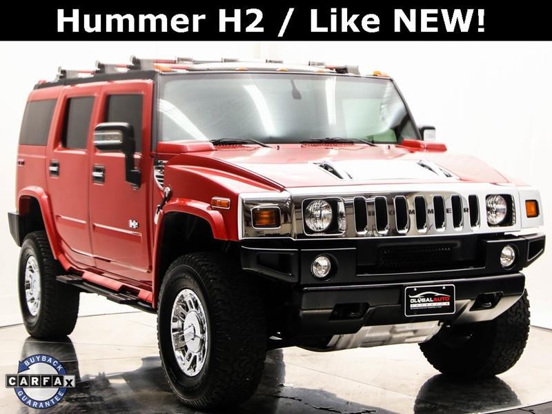 2007 hummer h2 for sale in florida. Black Bedroom Furniture Sets. Home Design Ideas