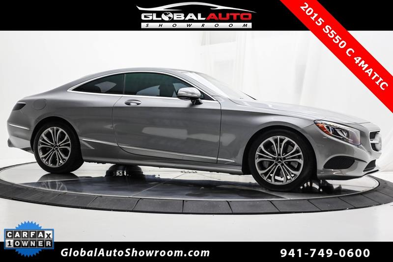 Used mercedes benz s class for sale in bradenton fl for Mercedes benz s550 for sale in florida