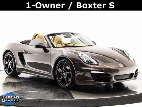 2014 Porsche Boxster for sale in Bradenton, FL