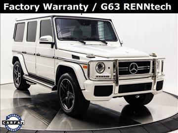 2014 mercedes benz g class for sale in bradenton fl