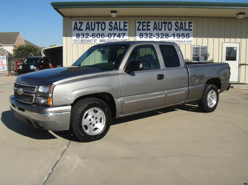 2007 chevrolet silverado 1500 classic lt1 4dr extended cab 6 5 ft sb. Cars Review. Best American Auto & Cars Review