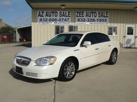 2009 Buick Lucerne for sale in Houston, TX
