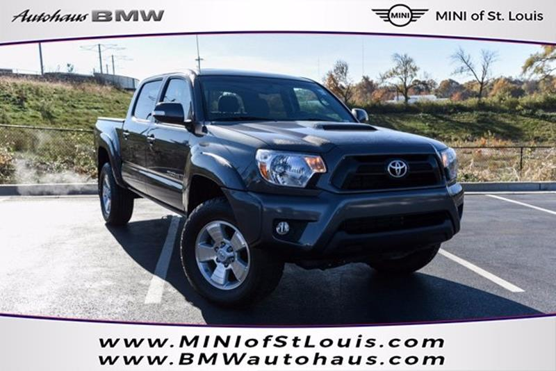 used 2013 toyota tacoma for sale in missouri. Black Bedroom Furniture Sets. Home Design Ideas