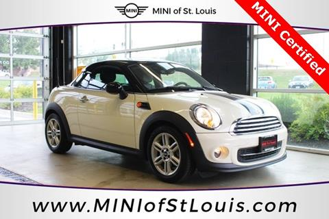 2015 MINI Coupe for sale in Saint Louis, MO