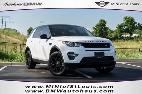2016 Land Rover Discovery Sport for sale in Saint Louis, MO
