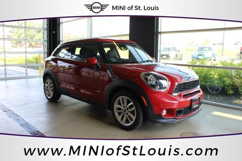 2014 MINI Paceman for sale in Saint Louis, MO