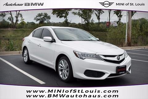 2016 Acura ILX for sale in Saint Louis, MO